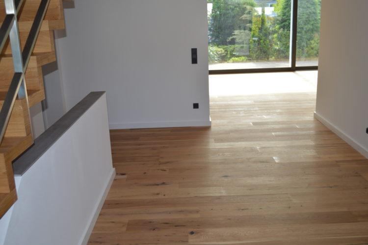 Wände und Boden